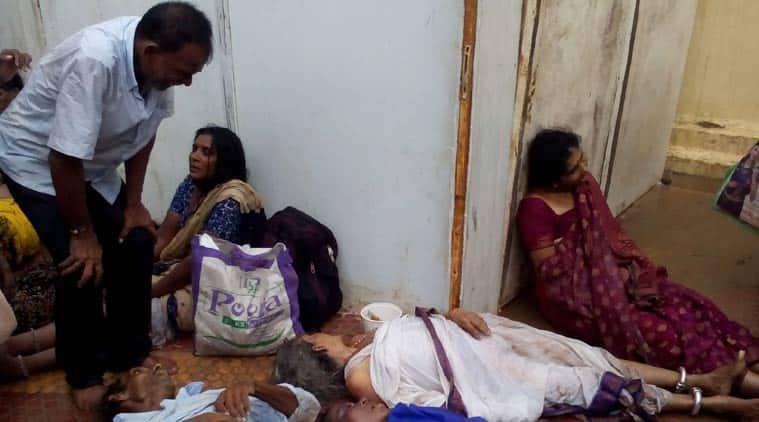 Rajahmundry bathing ghats, pushkaralu, AP pushkaralu, Andhra Pradesh, Rajahmundry, rajahmundry accident