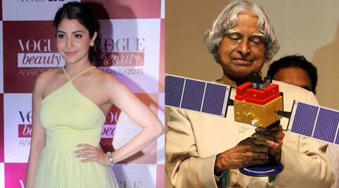 It was an 'honest mistake': Anushka Sharma on misspelling APJ Abdul Kalam name