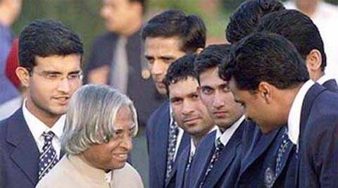 Sachin Tendulkar leads 'last salaams' to APJ Abdul Kalam on Twitter