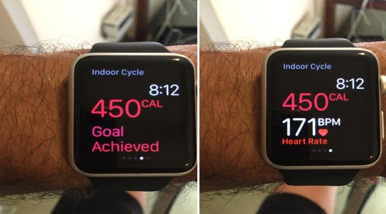 how to change to calories on apple watch
