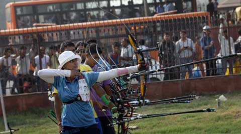 India women's archery team makes 2016 Olympic cut