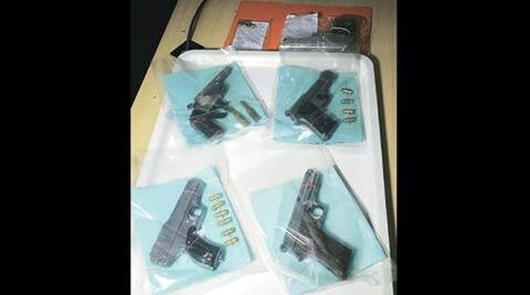 Police Crackdown: Illegal arms detection cell gets cracking,  seven pistols seized in three days