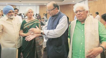 India insulated from Greek crisis, rupee may be affected: ArunJaitley