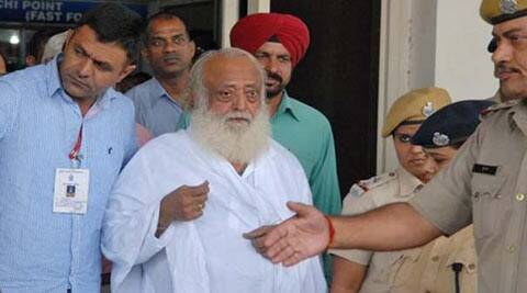 Asaram 'great saint' like Vivekananda: Class III book
