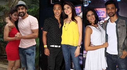 'Jhalak Dikhla Jaa 8′ contestants Ashish Chowdhry, Shamita Shetty meet the press