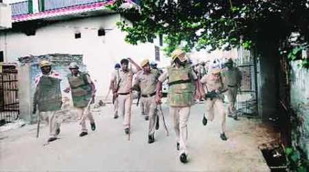 Communal violence: Police detain Jats in Atali over clashes