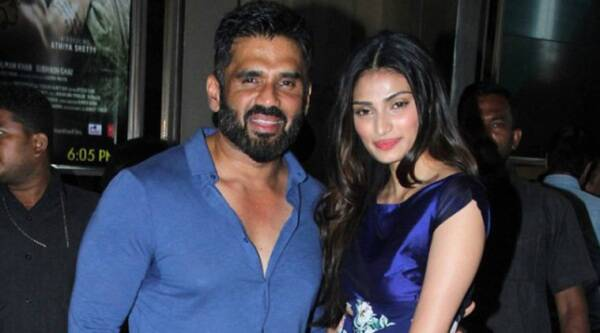 Suniel Shetty, Athiya Shetty, Sunil Shetty Athiya Shetty, Suniel Shetty Daughter, Athiya Shetty Hero, Athiya Shetty Hero Movie, Athiya Shetty Hero trailer, Athiya Shetty hero Movie Trailer, Athiya Shetty father, Athiya Shetty father suniel Shetty, Entertainment news
