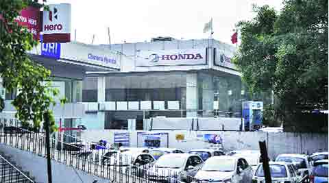 Industrial Area, Charisma Automobiles, Ultimate Autos, Prestige Honda, Tata Berkleys, PMG Autos, Chandigarh news, punjab news, india news, nation news, news