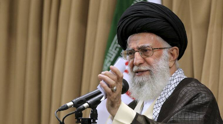 Ali Khamenei, iran, Ayatollah Ali Khamenei, Ayatollah Ali Khamenei iran, iran leader, iran US, Iran west, iran west ties, iran west relationship, world news