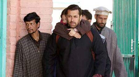 Salman Khan's 'Bajrangi Bhaijaan' earns Rs 250 cr