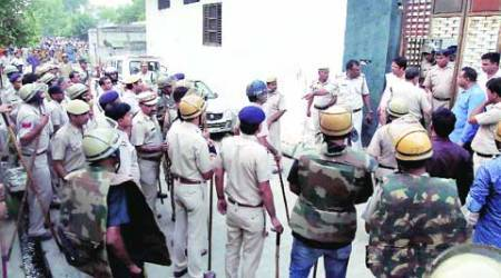 Day after Ballabhgarh communal violence: Behind Atali's second brush with violence, a spat over drinkingwater