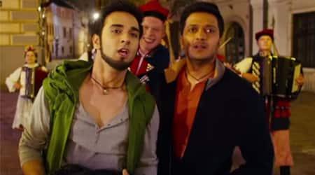Riteish Deshmukh, Pulkit Samrat's 'Bangistan' banned in UAE, saysproducer