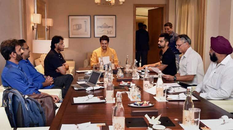 Virat Kohli, Virat Kohli India, Kohli India, india cricket team, team india, Anurag Thakur BCCI, Anurag Thakur, Anurag Thakur India, India vs Sri Lanka, Sri Lanka vs India, India vs Sri score, Sprts News, Sports