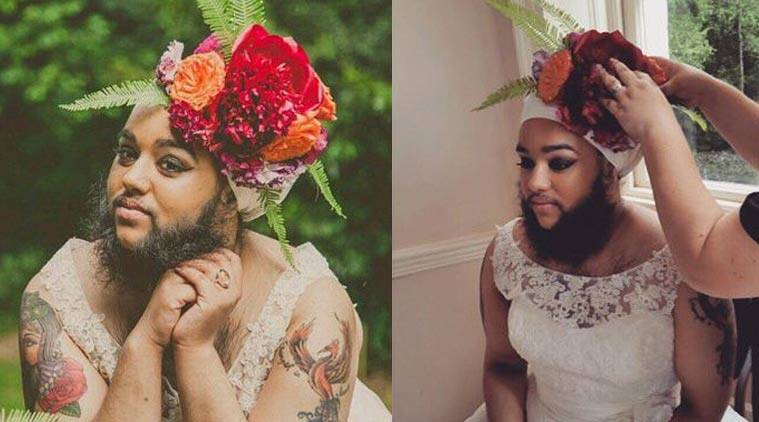 This woman is proud of her beard and is an inspiration for all