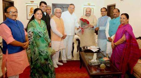 Cloud over top BJP leaders forecasts a monsoon storm inParliament