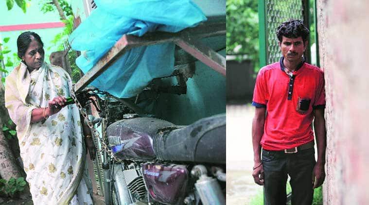 Sarojini Nagar blast, government relief, Ganeshan, Delhi Police, Saorijini Nagar blast compensation, Delhi govt compensation, Delhi news