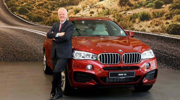 Launch Bmw X6 Sports Activity Coupe Will Cost Rs 1 15 Crore Auto