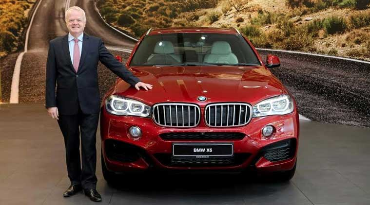 Bmw X6 Facelift Launched At Rs 1 15 Crore Auto Travel News The