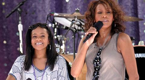 Bobbi Kristina Brown to be buried next to Whitney Houston