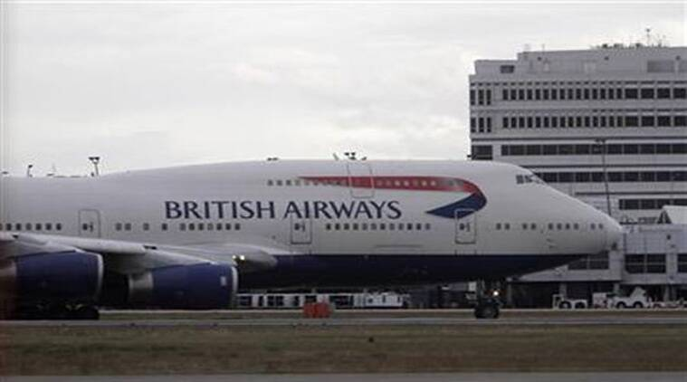 British Airways, British Airways bomb scare, British airways bomb, British Airways flight diverted, British Airways news, World news