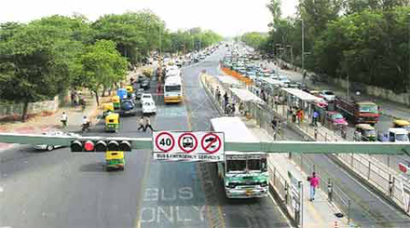 Delhi's BRT set to be scrapped: good idea, poorly implemented