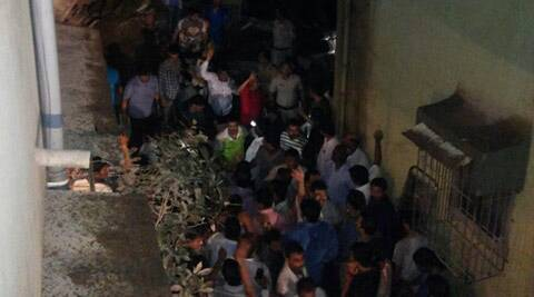 Four killed in Thane building collapse, many more feared trapped