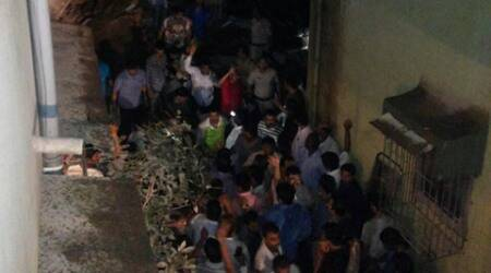 Thane building collapse: 9 dead, FIR lodged againstowners