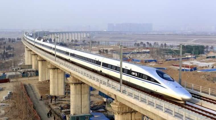 Bullet train, mumbai-ahmedabad bullet train, bullet train under sea