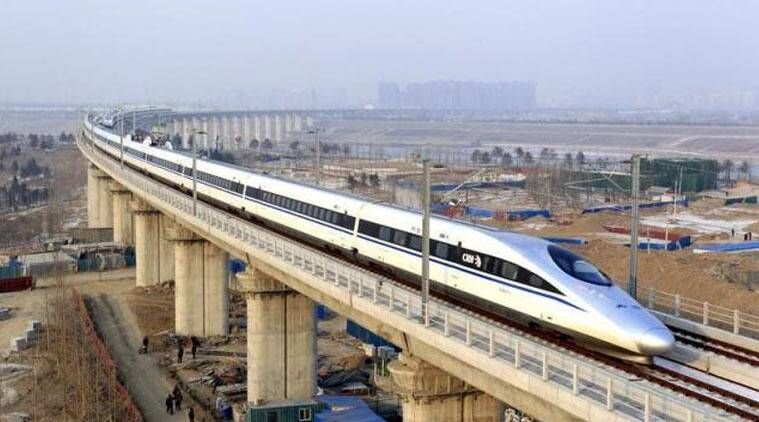 Bullet train, mumbai-ahmedabad bulllet train, viability of bullet, bullet train project, bullet train in mumbai, bullet train in ahmedabad, bullet train in India, indian railways, india news