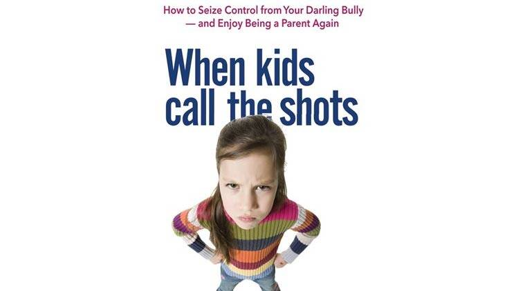 Does your kid bully you? A new book gives you tips on handling your little brats