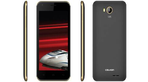 Celkon launches Millenia 2GB Xpress smartphone priced at Rs 6,222 with smart commands