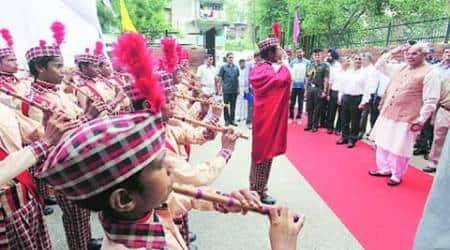 Chandigarh, Chandigarh Government school, Chandigarh school inauguration, Chandigarh school inauguration sector 45, Chandigarh news