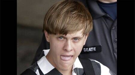 charleston church shooter, dylann roof, charleston shooting, charleston church shooting, racist atack, world news, indian express news