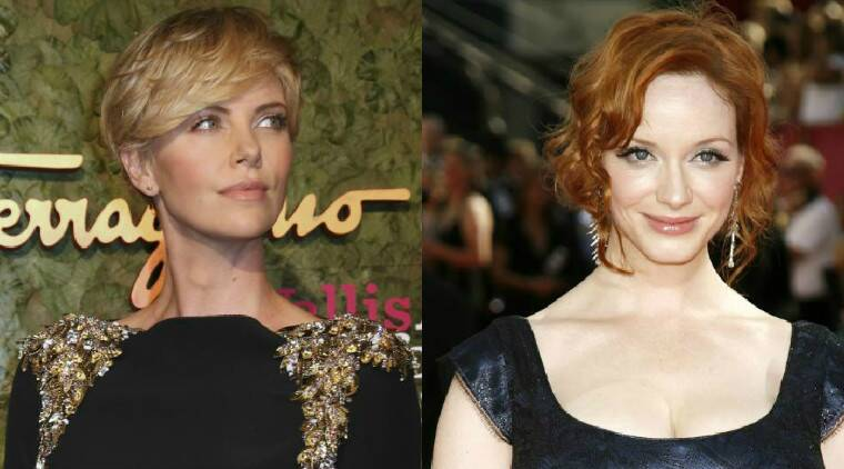 Charlize Theron, Christina Hendricks