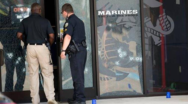 Chattanooga, Tennessee, US Marines, Tennessee shootings, Tennessee military facility shootings, Chattanooga shooting, US Army, US Navy Reserve center, Tennessee attack, Tennessee latest news, international news, news