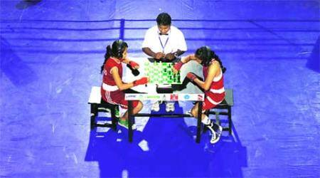 Boxing, Boxing India, Chess, Chess game, Chess India, India Chess, Chessboxing, chessboxing india, india chessboxing, sports news, boxing news, chess news, sports, news