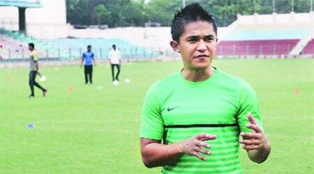 Given population, we should have 11 home-grown players: Sunil Chhetri