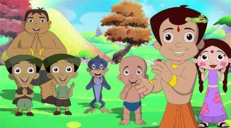 Musical on 'Chhota Bheem' to be screened in thecapital