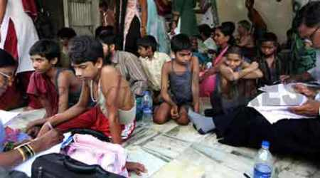 79 child labourers rescued from Ludhiana garment factory, cops yet to file FIR