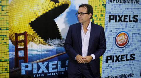 "I love underdog stories: ""Pixels"" director Chris Columbus"