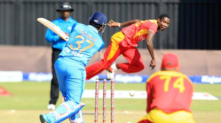 Chris Mpofu, Chris Mpofu Zimbabwe, Zimbabwe Chris Mpofu, Mpofu Zimbabwe, Zimbabwe vs India, India vs Zimbabwe, Ind vs Zim, Zim vs Ind, Ind Zim, Cricket News, Cricket