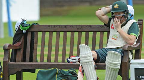 I feared my career was over, says Chris Rogers