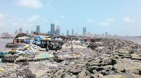 Cleanliness drive, mumbai Cleanliness drive, BMC, Worli Koliwada Cleanliness drive, SMPA, mumbai news, city news, local news, maharashtra news, Indian Express