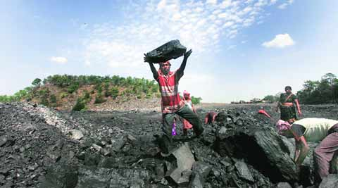 Coal mine, Jharia coal mines, Jharkhand Jharia coal mines, Jharkhand coal mines, rehabilitation , Dhanbad, Dhanbad coal mines, PM Narendra Modi, Modi govt, Chief Minister Raghubar Das , rehabilitation process, BCCL, EVR, Jharia Rehabilitation and Development Authority, India news, nation news, national news, Indian Express