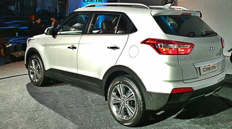Hyundai Launches Compact Suv Creta In India Auto Travel News