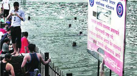Bhushi Dam Reservoir: Irked by CR inaction,police & residents to keep close watch over 'death' dam