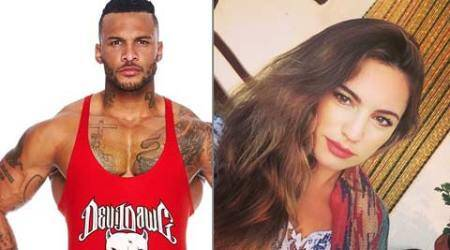 David McIntosh 'feels sorry' for Kelly Brook's new man