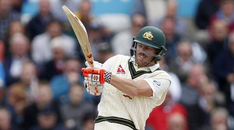 Ashes 2015: David Warner counter-punch keeps Australia in the game