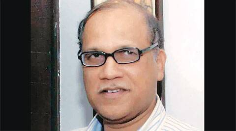 Former Goa chief minister Digambar Kamat.