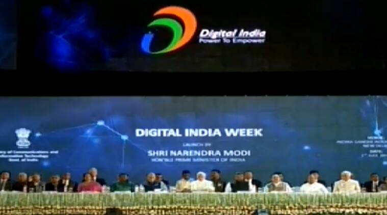 Digital India, Narendra Modi, Digital India week, Indian PM, e-governance, technology news